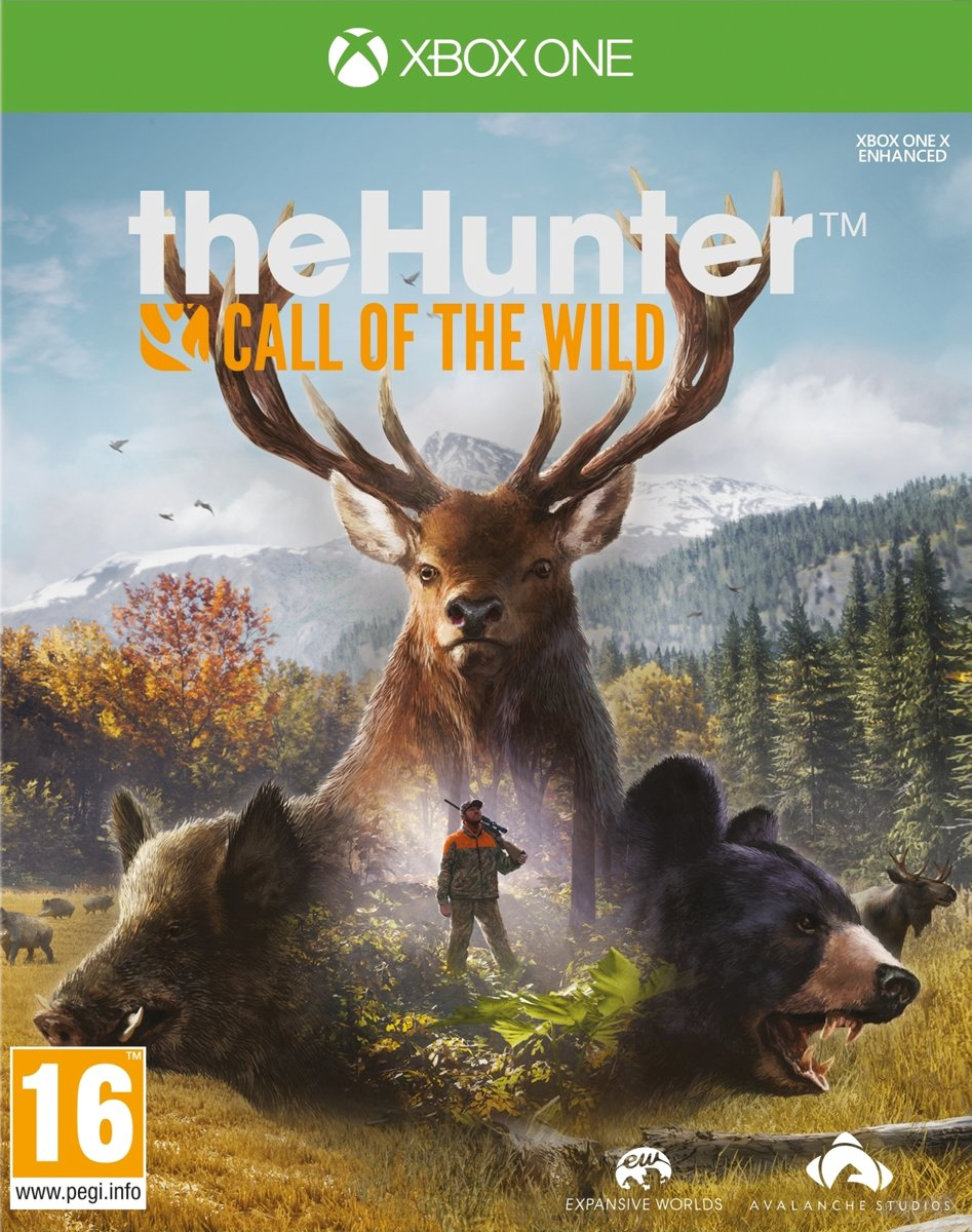 theHunter - Call of the Wild Xbox One