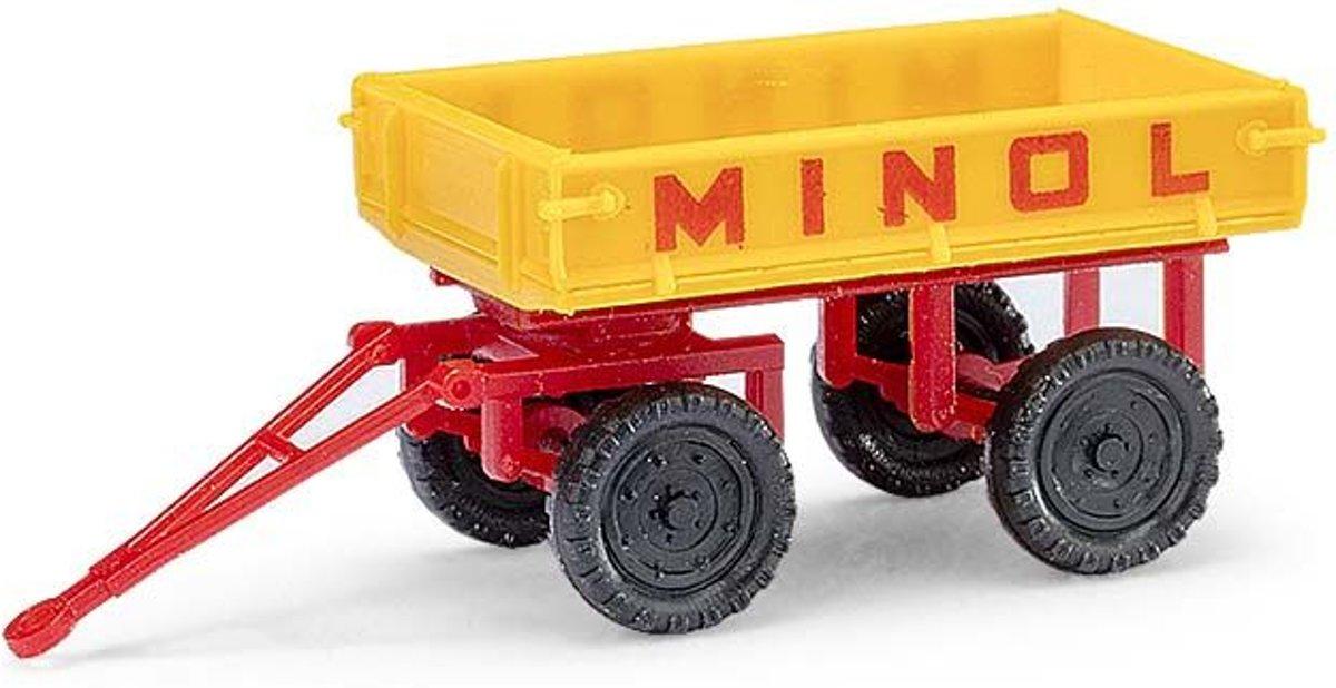 Busch - Anhänger/e-karre »minol« (Mh007600)