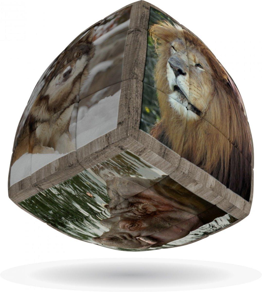 V-Cube 3 Wild Animals (pillow)
