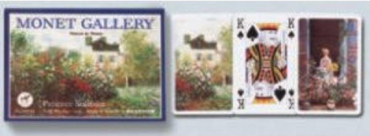 Patience-kaarten-set Monet Gallery Piatnik