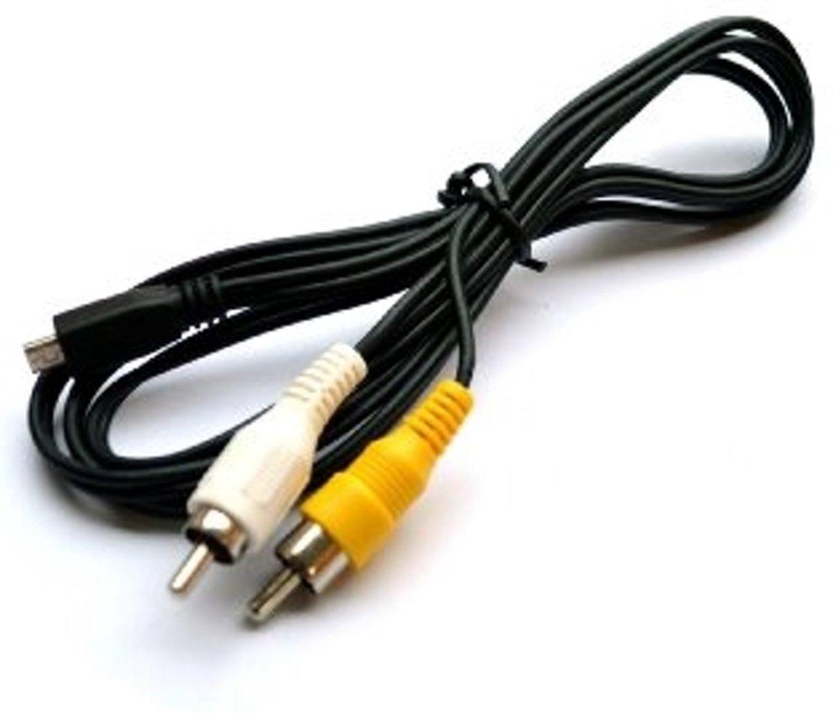 Video AV Kabel voor de Fuji FinePix AV295 (AV-C1) kopen