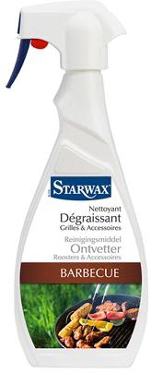 Starwax reinigingsmiddel ontvetter 'Barbecue' 500 ml kopen