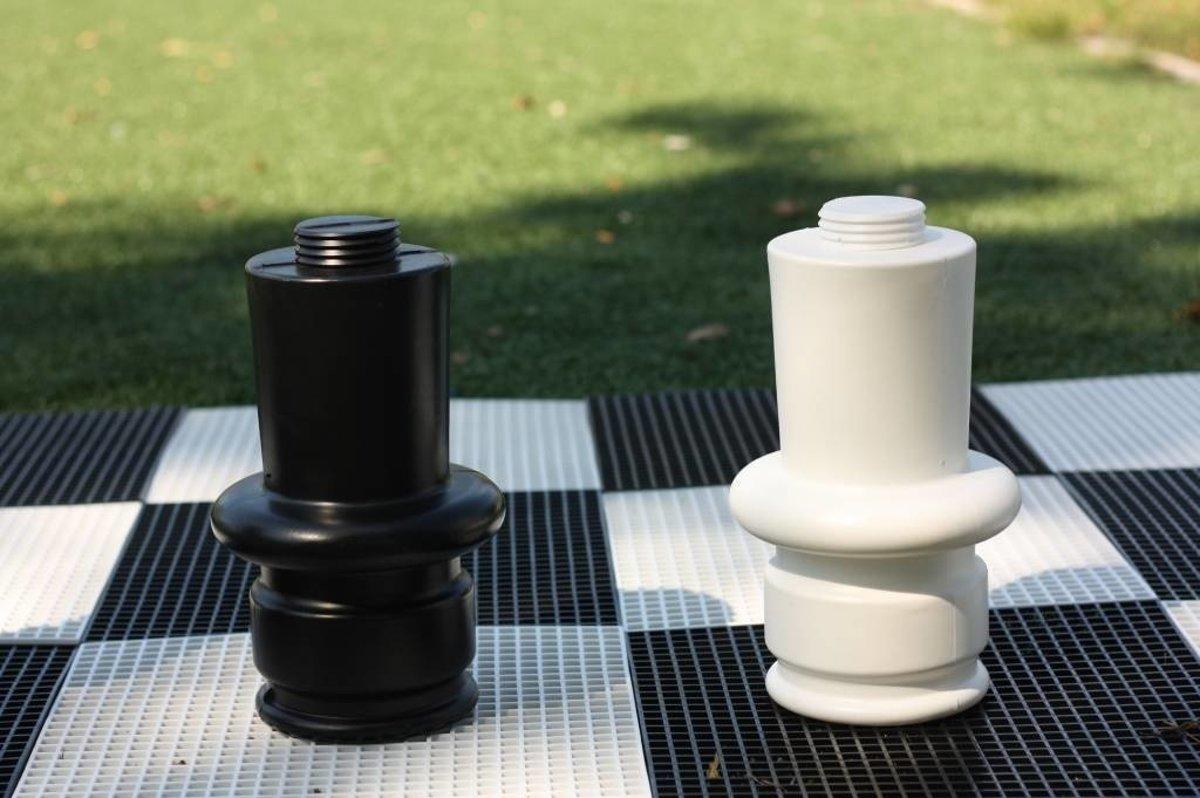 Verhoogdeel voor de losse schaakstukken-Top-Kwaliteit