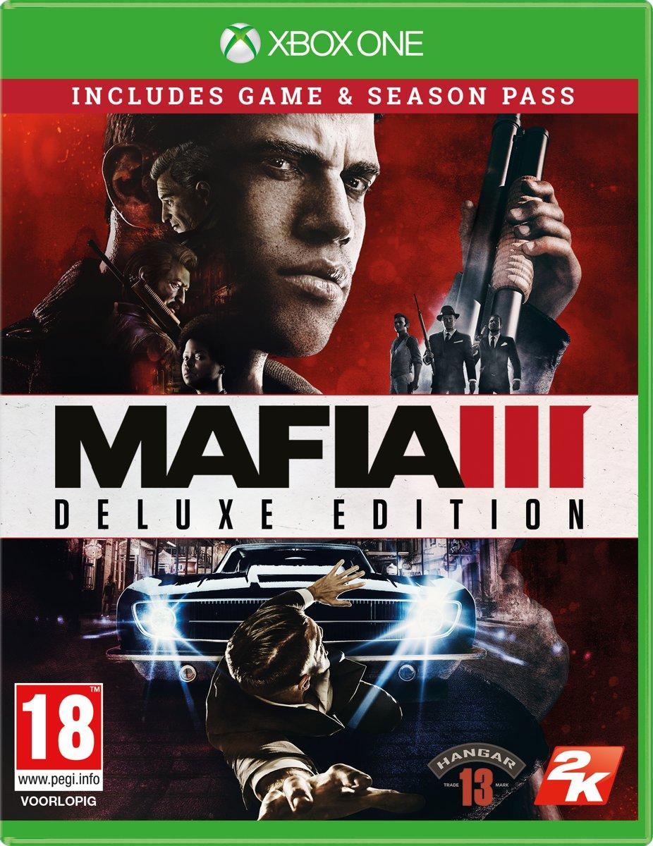 Mafia 3 - Deluxe Edition Xbox One
