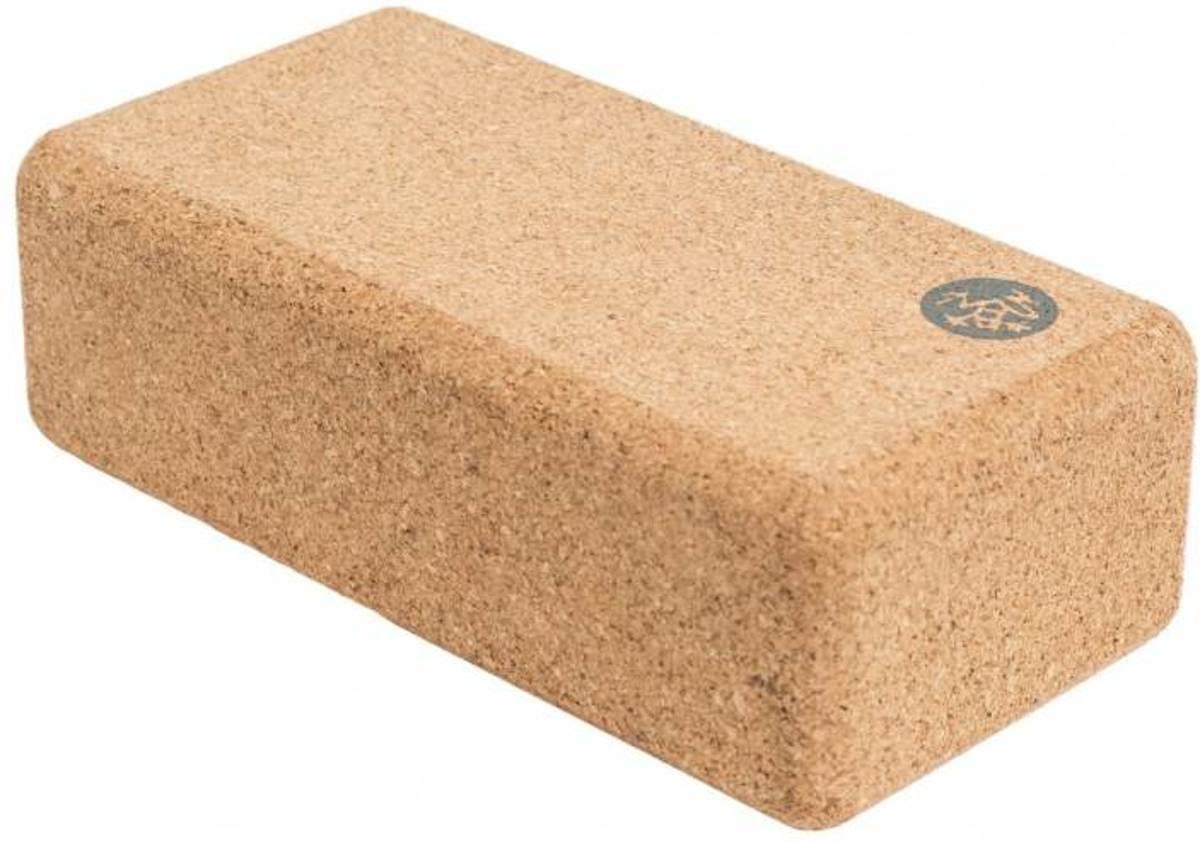 Manduka Yoga Blok - Klein - Kurk kopen