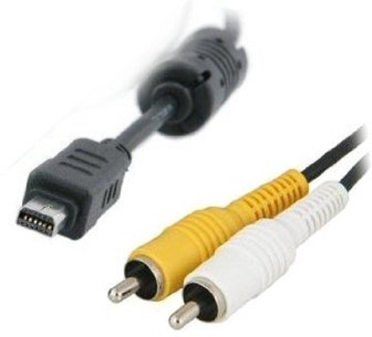 Video AV Kabel voor de  Olympus µ 800 (CB-AVC3) kopen