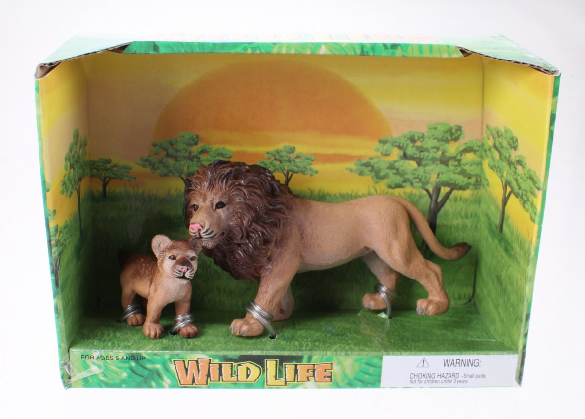Lg-imports Wildlife Leeuw 18x13x7 Cm kopen