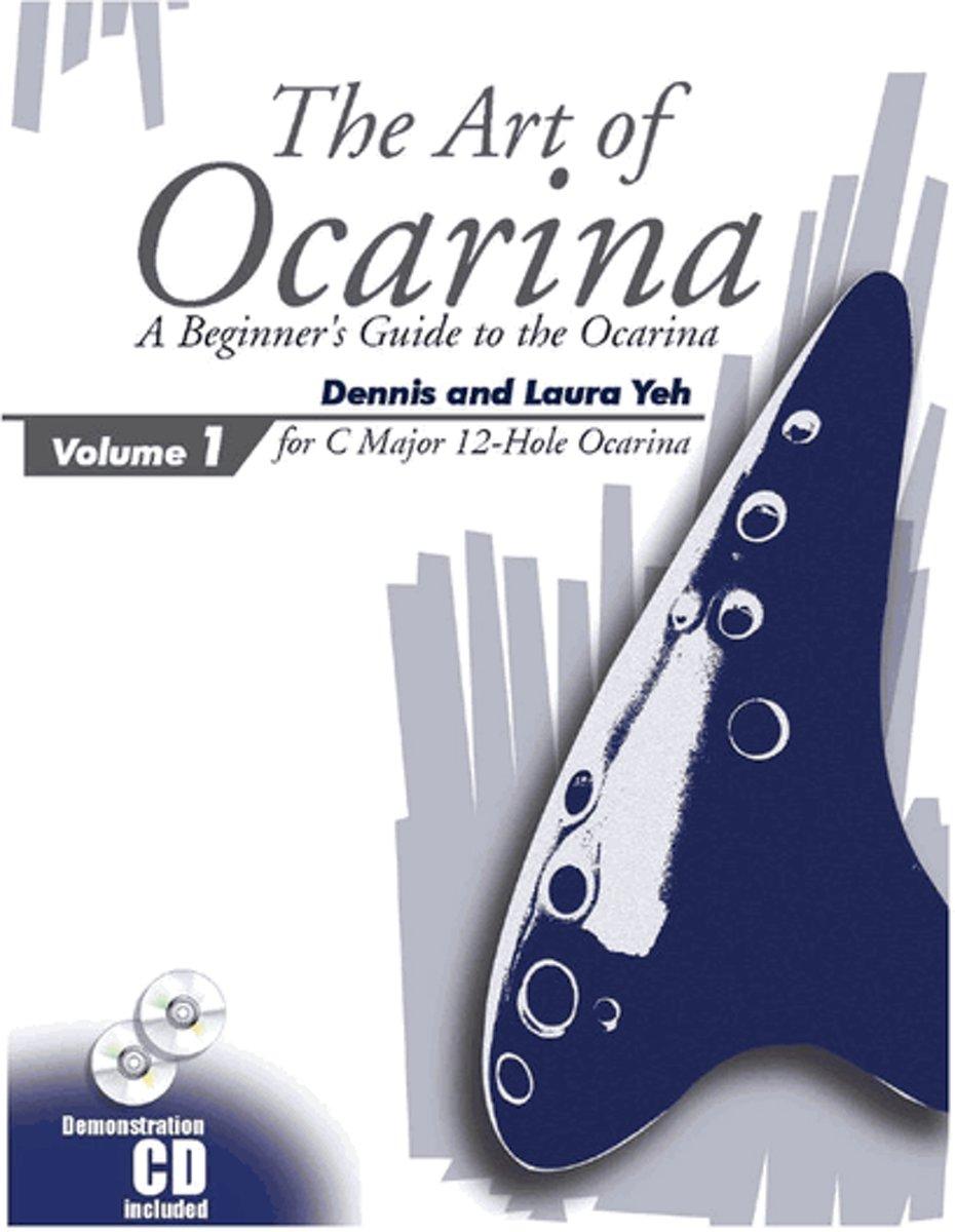 The Art of Ocarina Leerboek voor ocarina's met 12 gaten