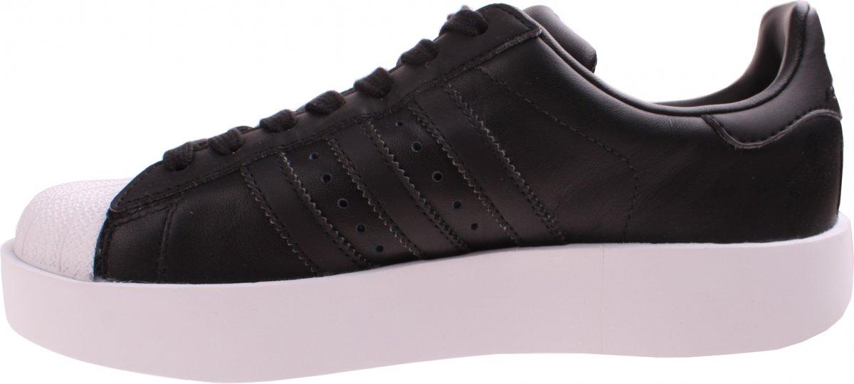 8951ee80eff bol.com | Adidas Sneakers Superstar Bold Dames Zwart Maat 41 1/3