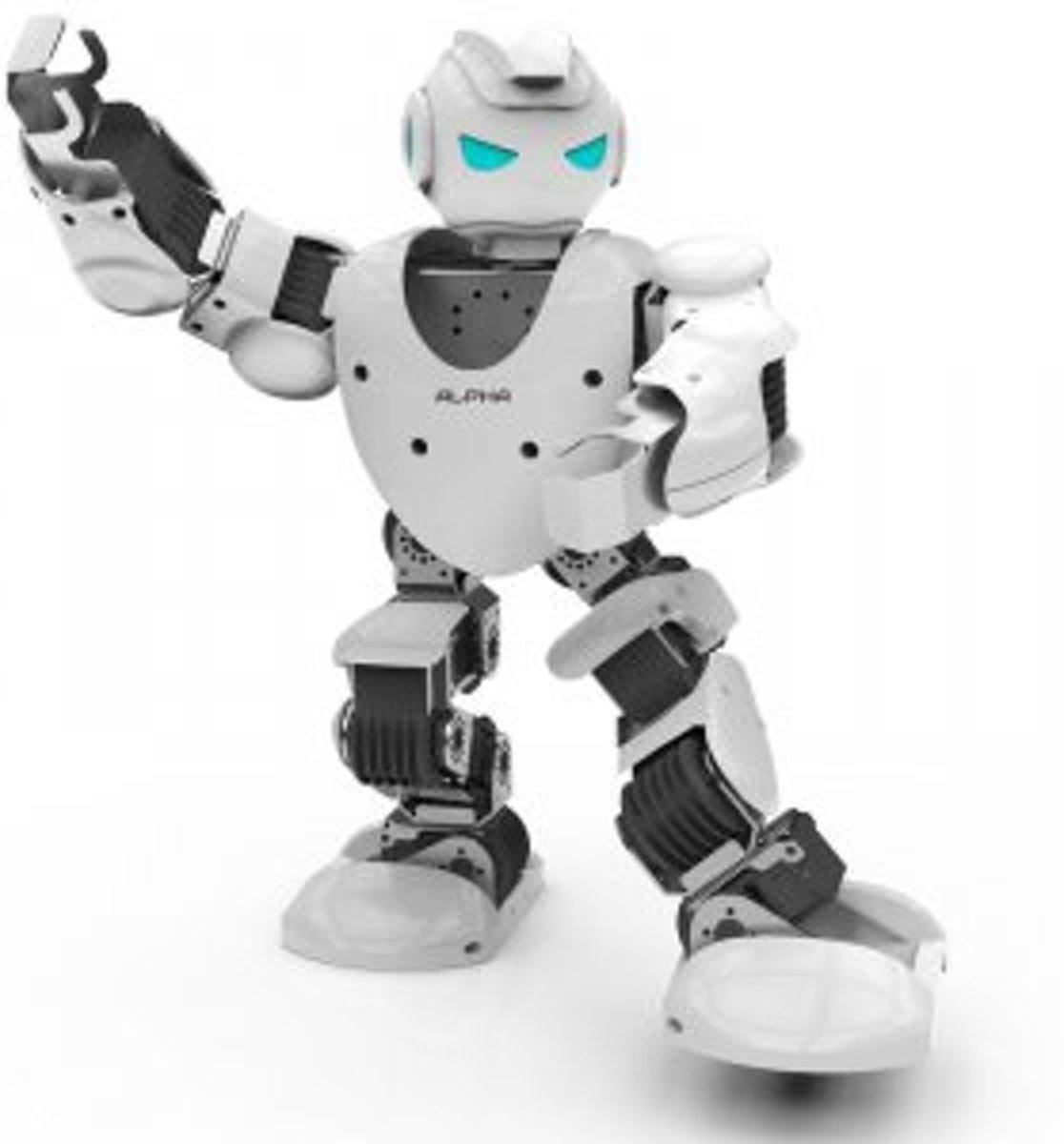 Vitta Robot Alpha 1s Speelgoed Ubtech Humanoid