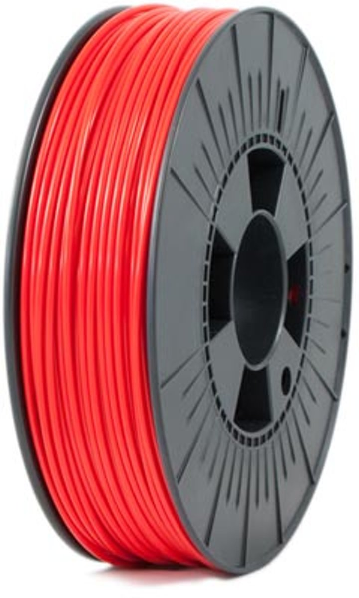 2.85 mm  PLA-FILAMENT - ROOD - 750 g