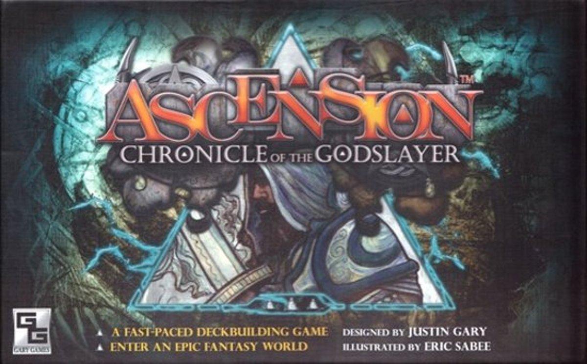 Ascension - Deckbuilding Game