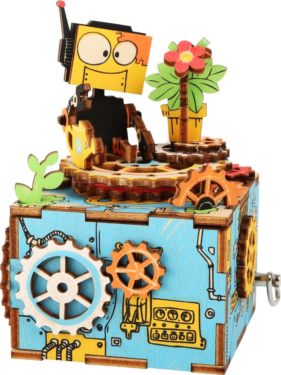 Robot Musical Toy Kit