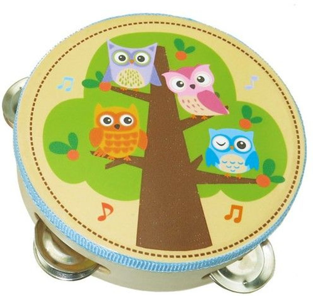 Simply for Kids - Tamboerijn - Uil