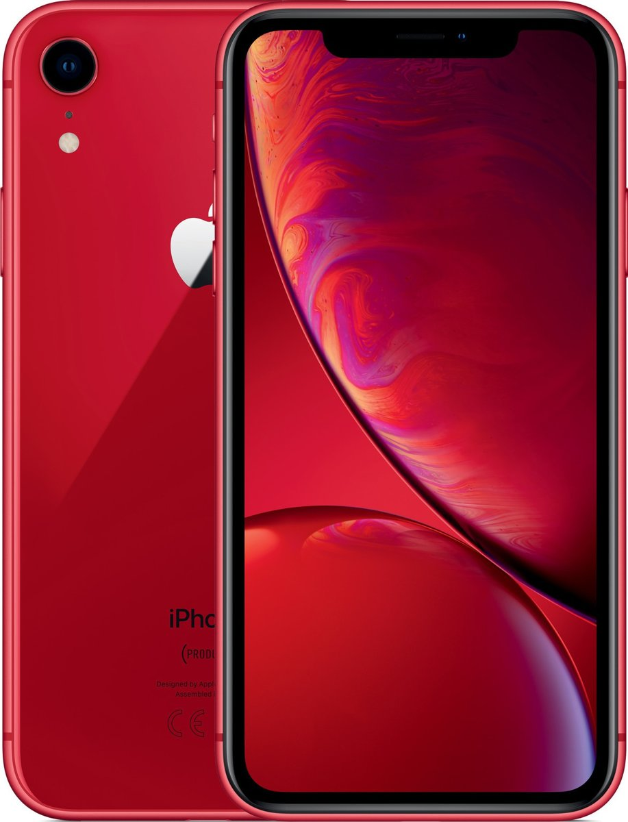 Apple iPhone XR - 64GB - (PRODUCT)RED kopen