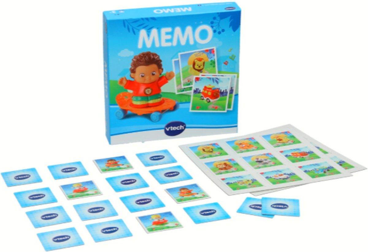 Memo van vtech memo kaarts