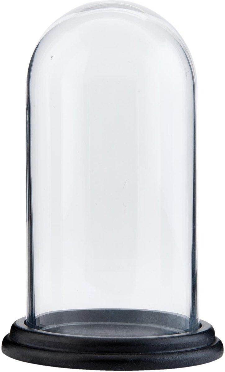 Clayre & Eef - glazen stolp Ø 13 x 21 cm - 6GL1814 kopen