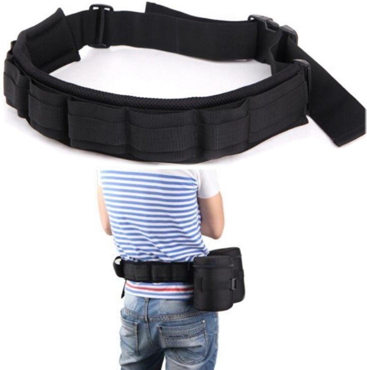 Multifunctionele Camerariem / Waist Belt kopen