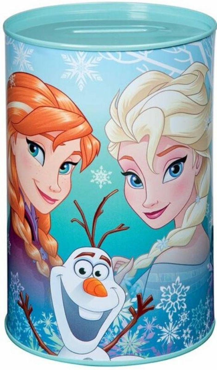 Disney Frozen Spaarpot (Licht Blauw)