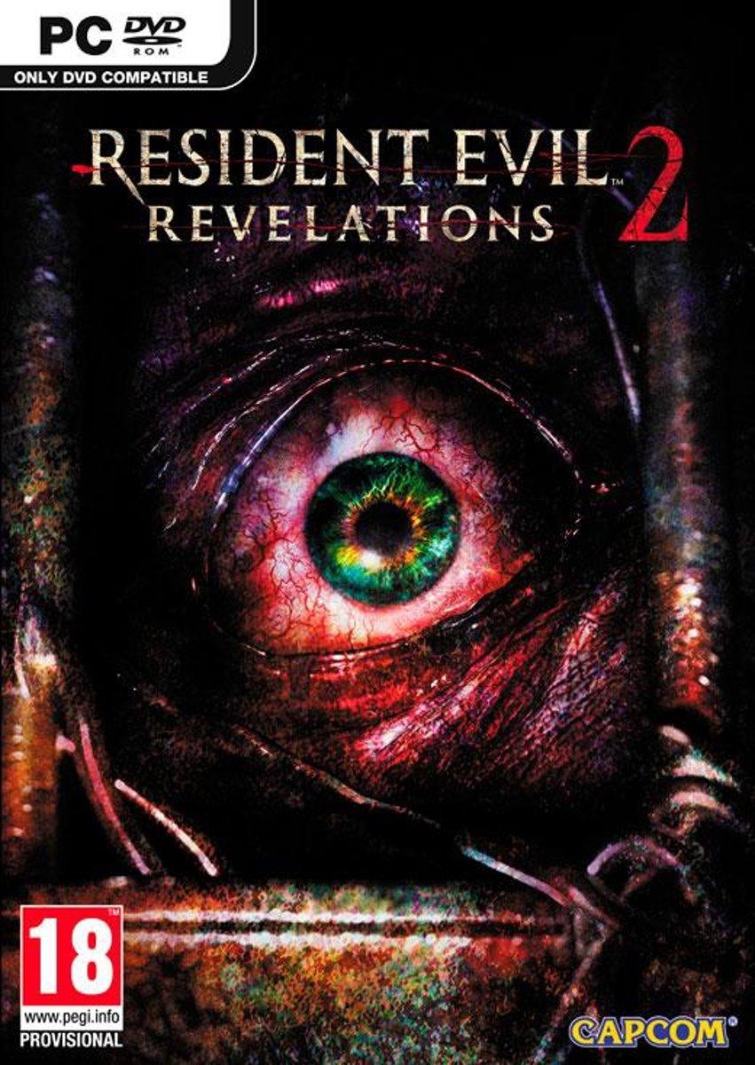 Resident Evil, Revelations 2 (DVD-Rom) - Windows
