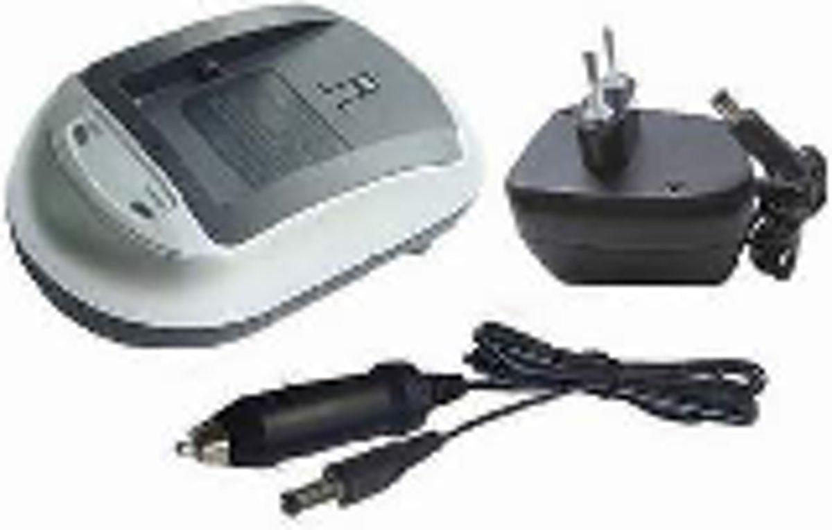 Huismerk Oplader voor o.a. Panasonic CGR-D08 en CGR-D120 kopen