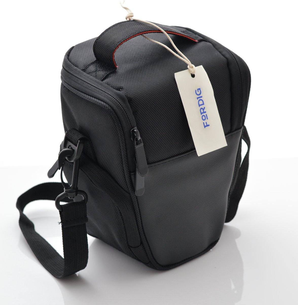 8f39088d0f8 bol.com | Cameratas waterdicht DSLR - Camera tas geschikt voor Nikon Canon  - Camera rugzak