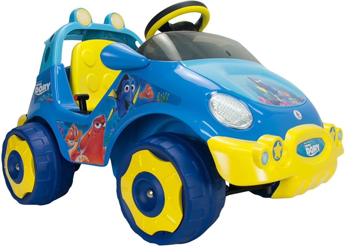 Finding Dory Elektrische Bubble Racer XXL