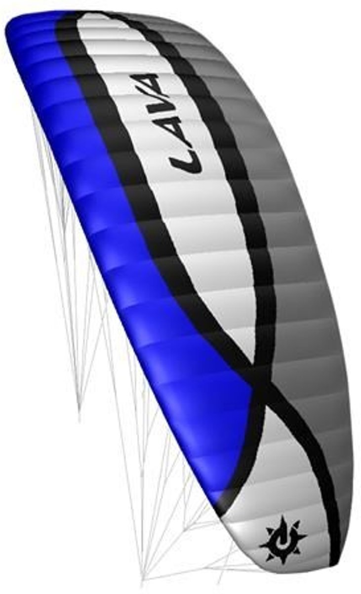 Elliot Lava III Kite Only 4-lijns matrasvlieger -10.0