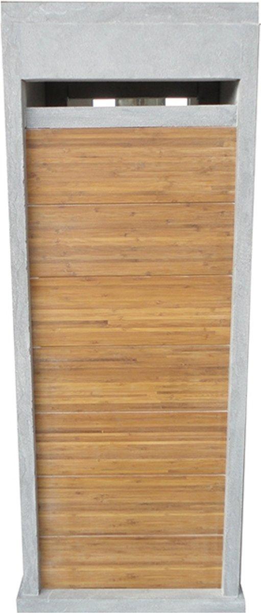 Vandix - Brievenbus bamboe #3
