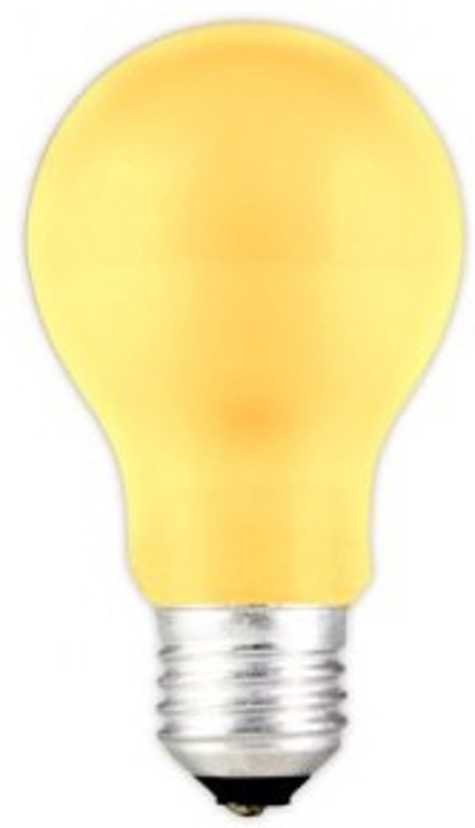 Osram normaallamp E27 230V 25W geel kopen