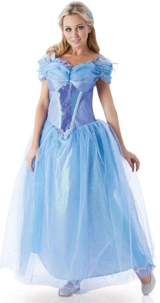 Assepoester™ kostuum voor vrouwen  - Verkleedkleding - Large - Carnavalskleding