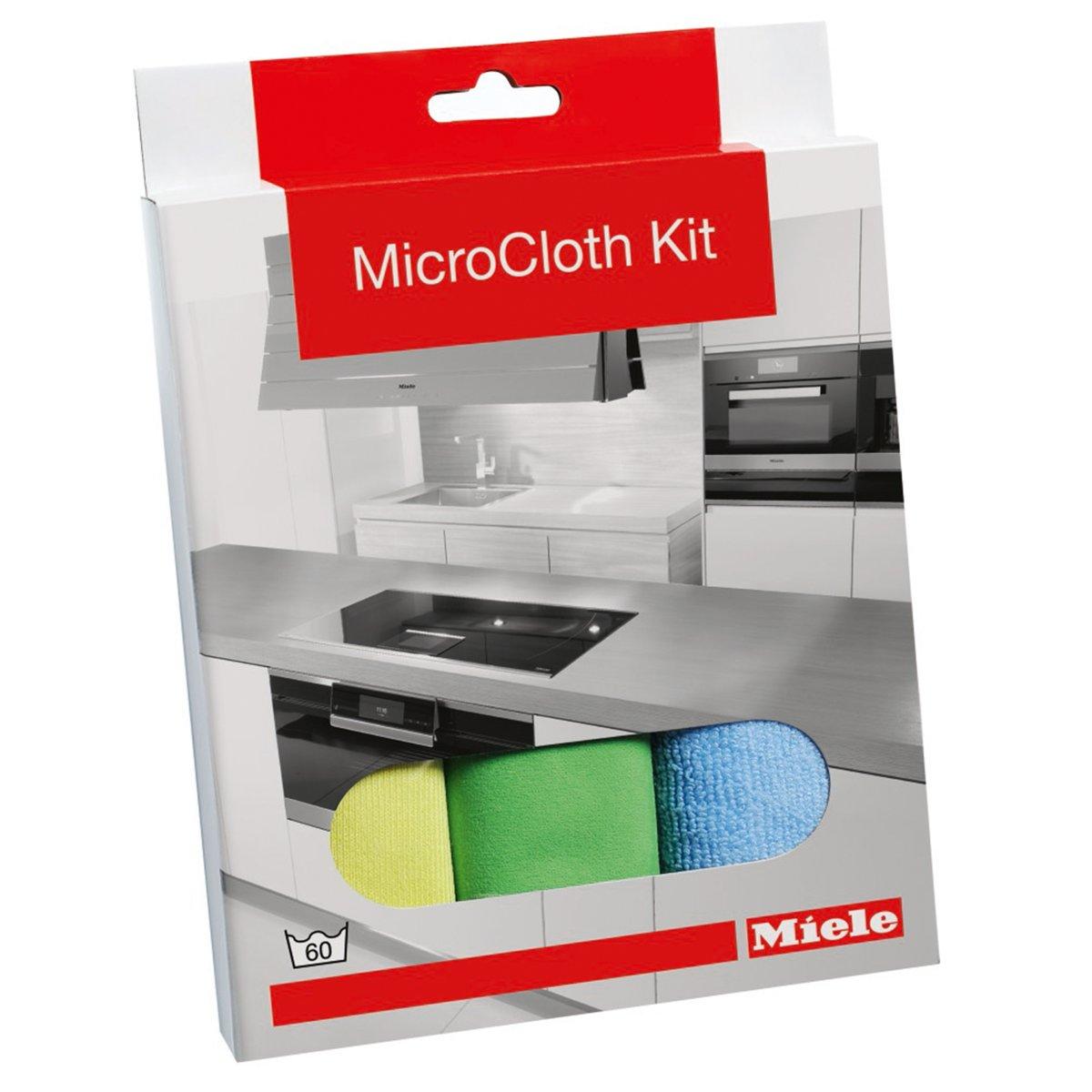 MIELE Microvezeldoekenset (3 ST) kopen
