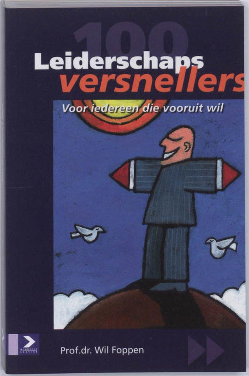 bol.com   100 Leiderschapsversnellers, J.W. Foppen   9789052616469   Boeken