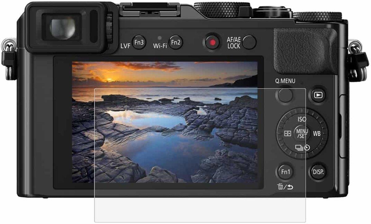 PULUZ 2.5D 9H Gehard Glasfilm voor Panasonic DMC-LX100, compatibel met Panasonic GF2 / GF3 / GF5 / GF6 / WEA / GM1 / FL1GK / GX7 / GF9 / GF8 / GF7 / GM1S / TZ70 / TZ90 / TZ85 / FZ85 / TZ57 kopen