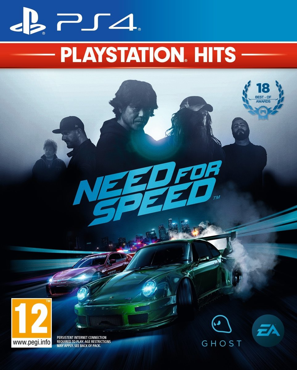 Need for Speed 2016 - PlayStation Hits PlayStation 4