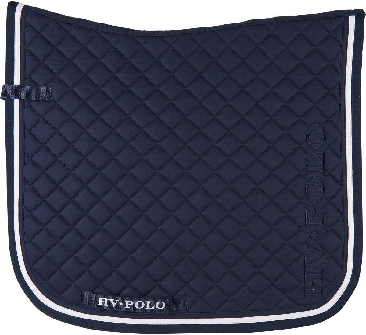 Hv Polo Zadeldek  Geri - Dark Blue - dressuur Full kopen
