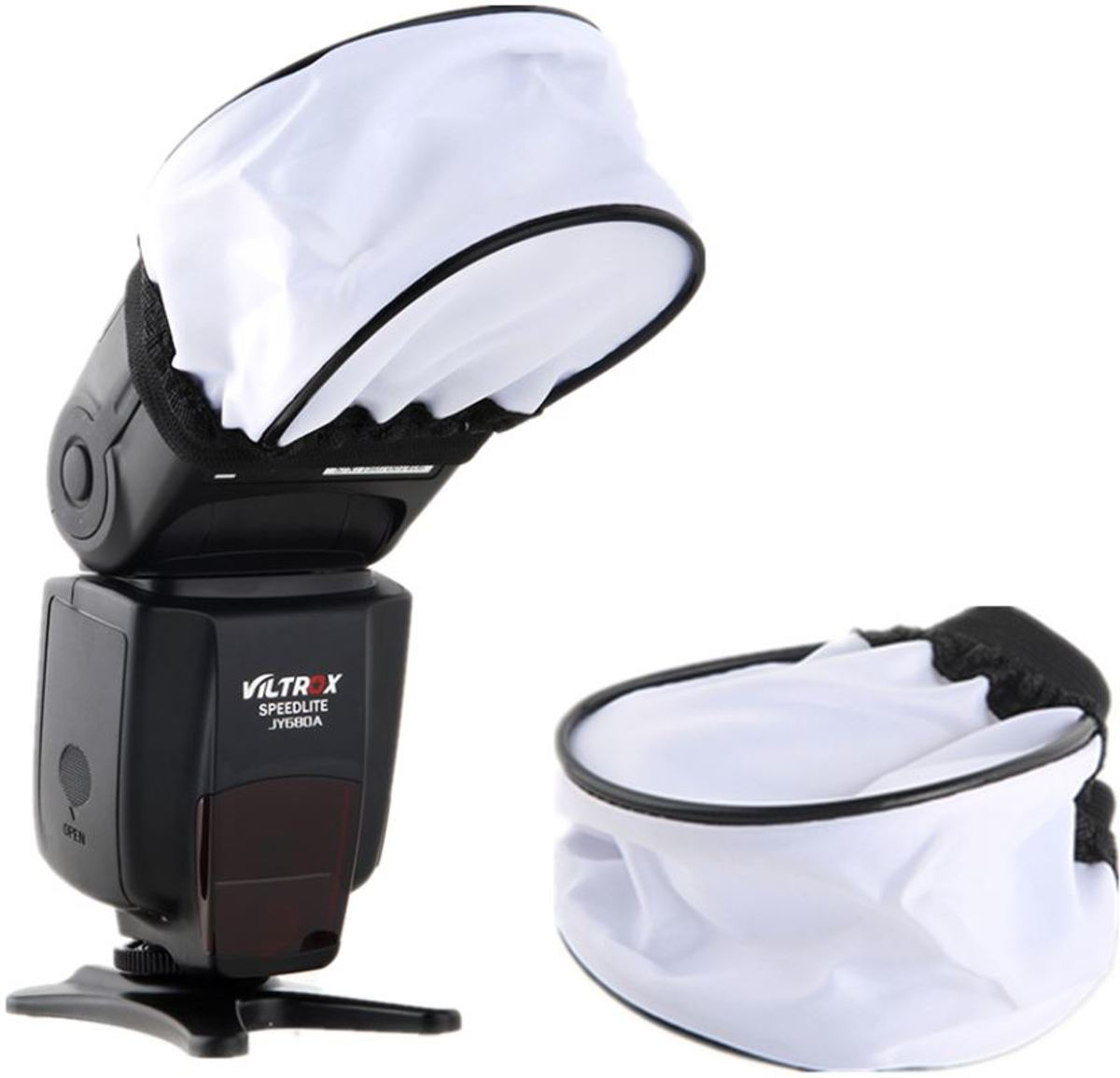 Flash / Flitser Licht Softbox - Voor Canon / Nikon / Pentax / Yongnuo / Sony Camera kopen