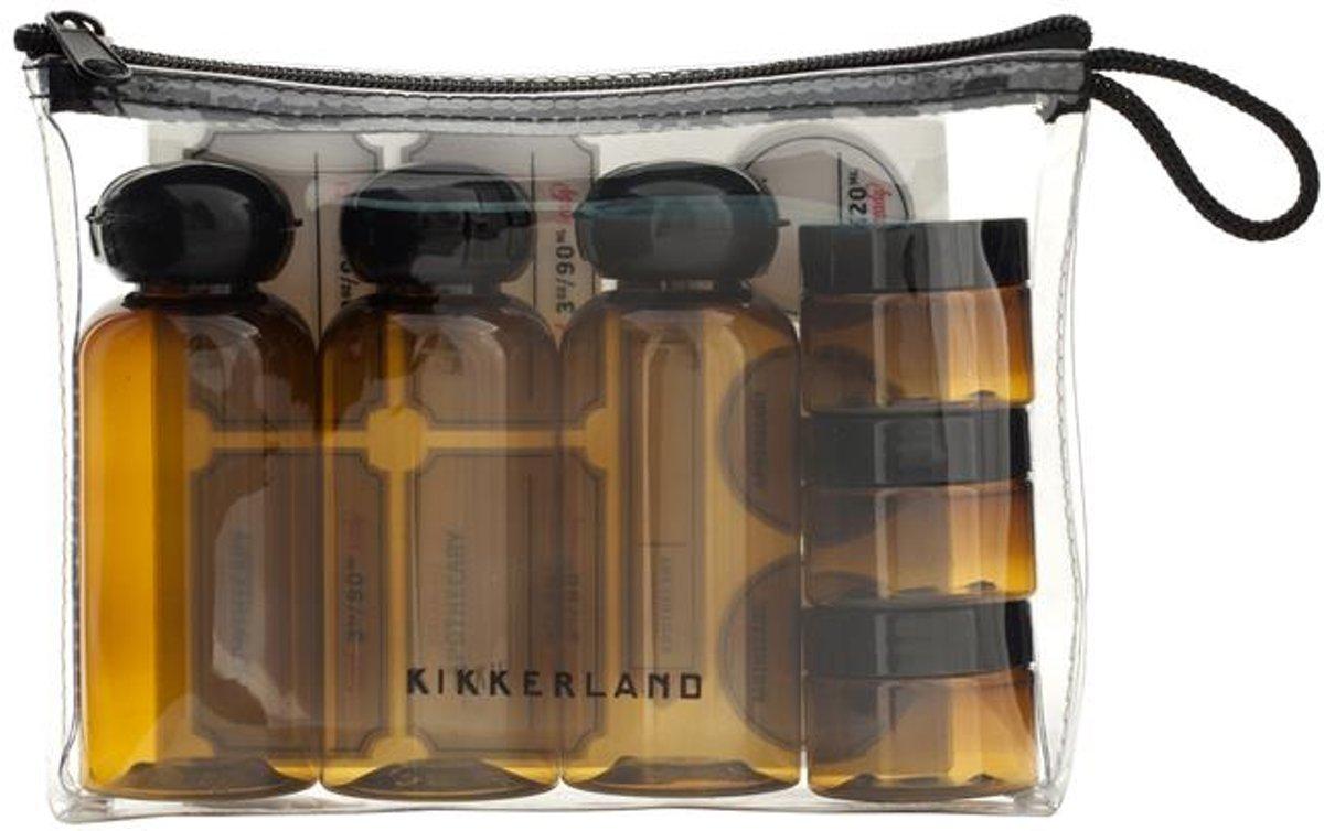 Kikkerland - Apothecary travel set