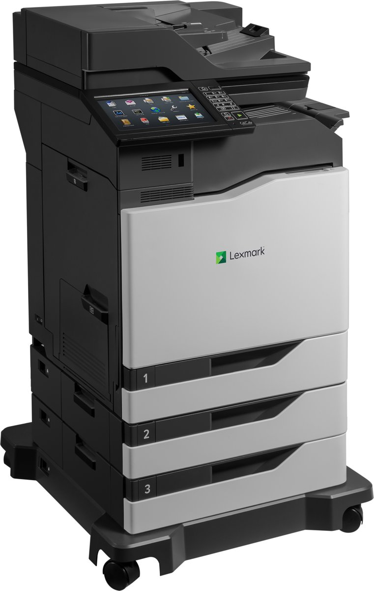 Lexmark CX825dtfe - All-in-One Printer
