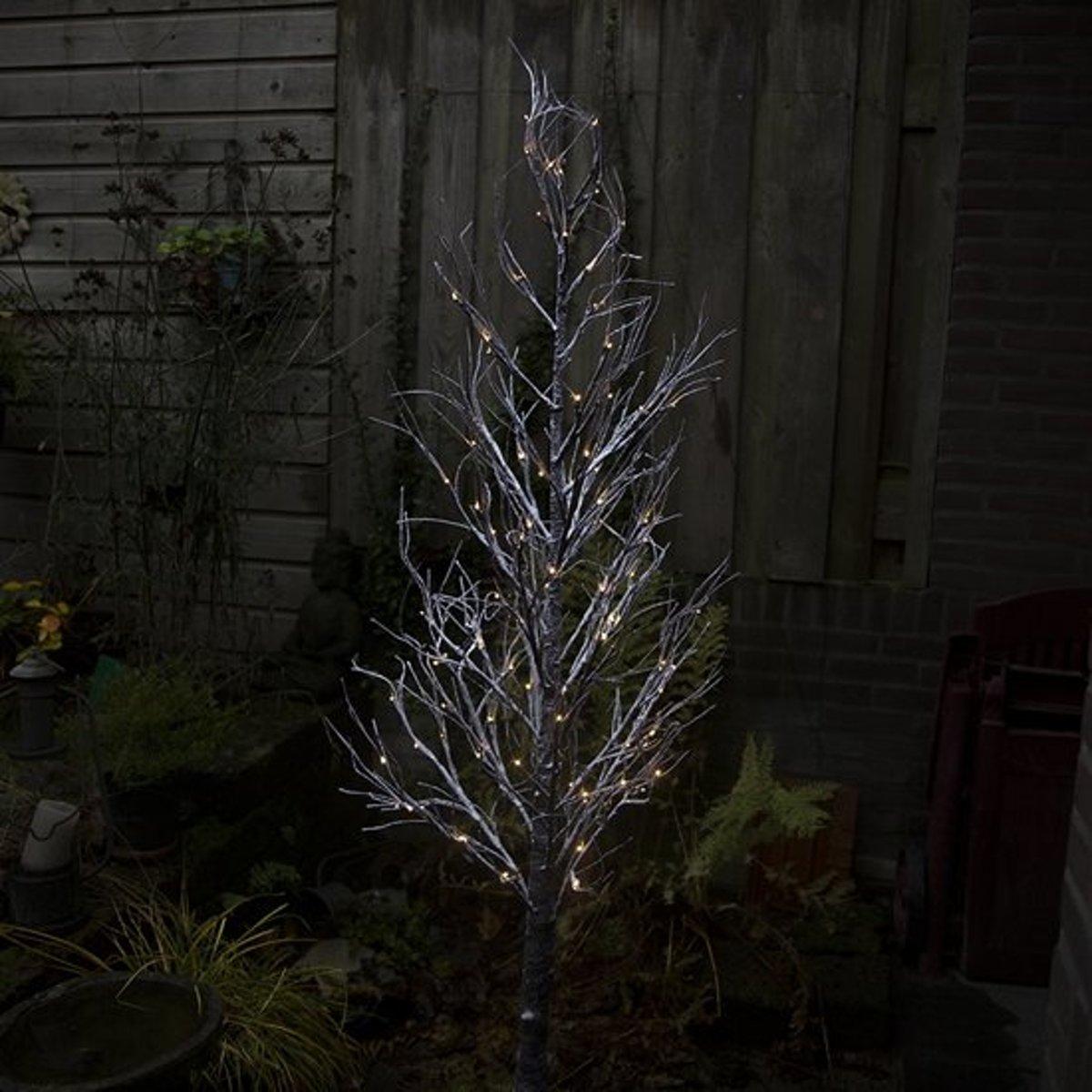 Kerstverlichting boom Snow LED warm wit 1,8 meter kopen