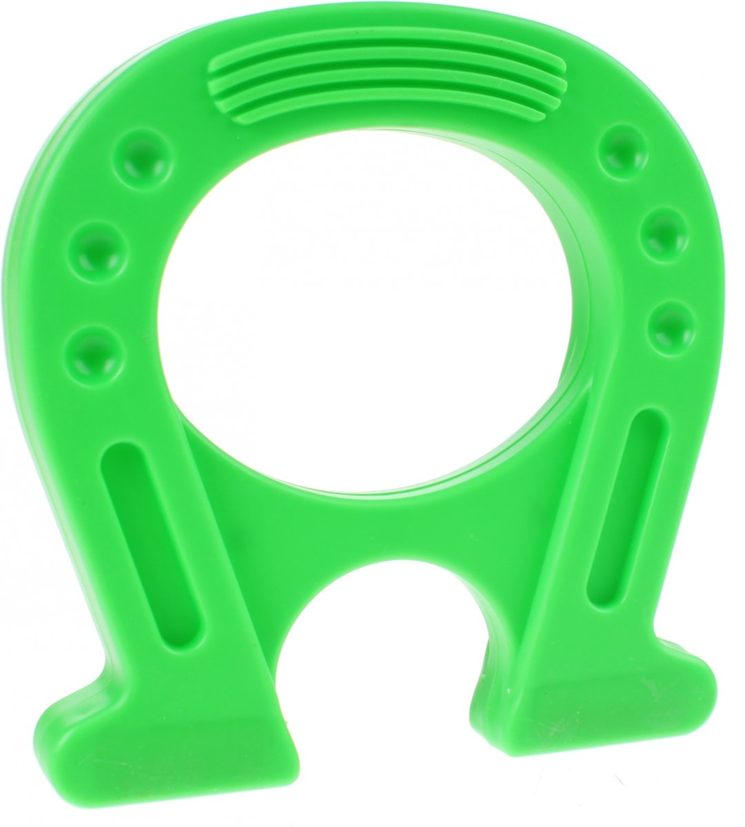 Toi-toys Mega Magneet Supersterk Hoefijzer Groen 12 Cm