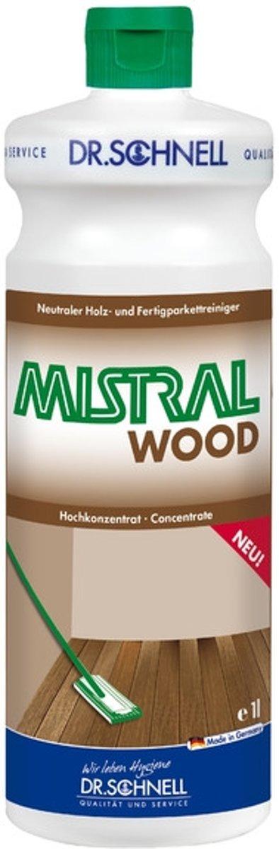 Dr. Schnell Mistral Wood, v.p 6 x 1 liter kopen