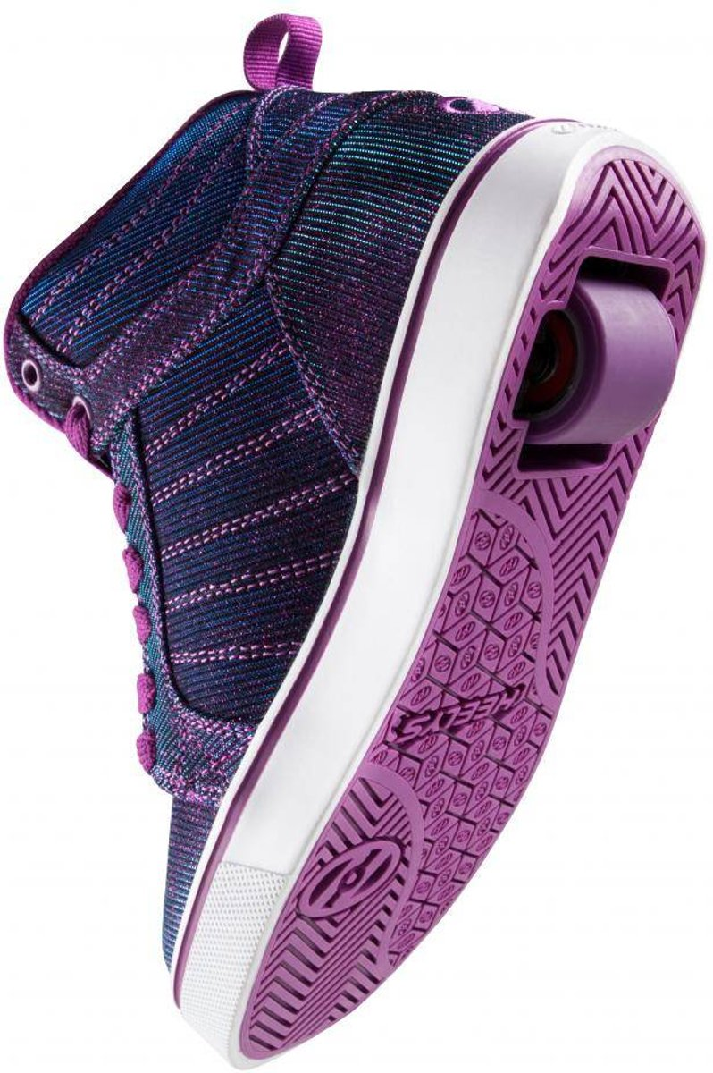 Chaussures À Roulettes Heelys Uptown - Filles - Or / Violet Taille 39 ps6PtAXmsc