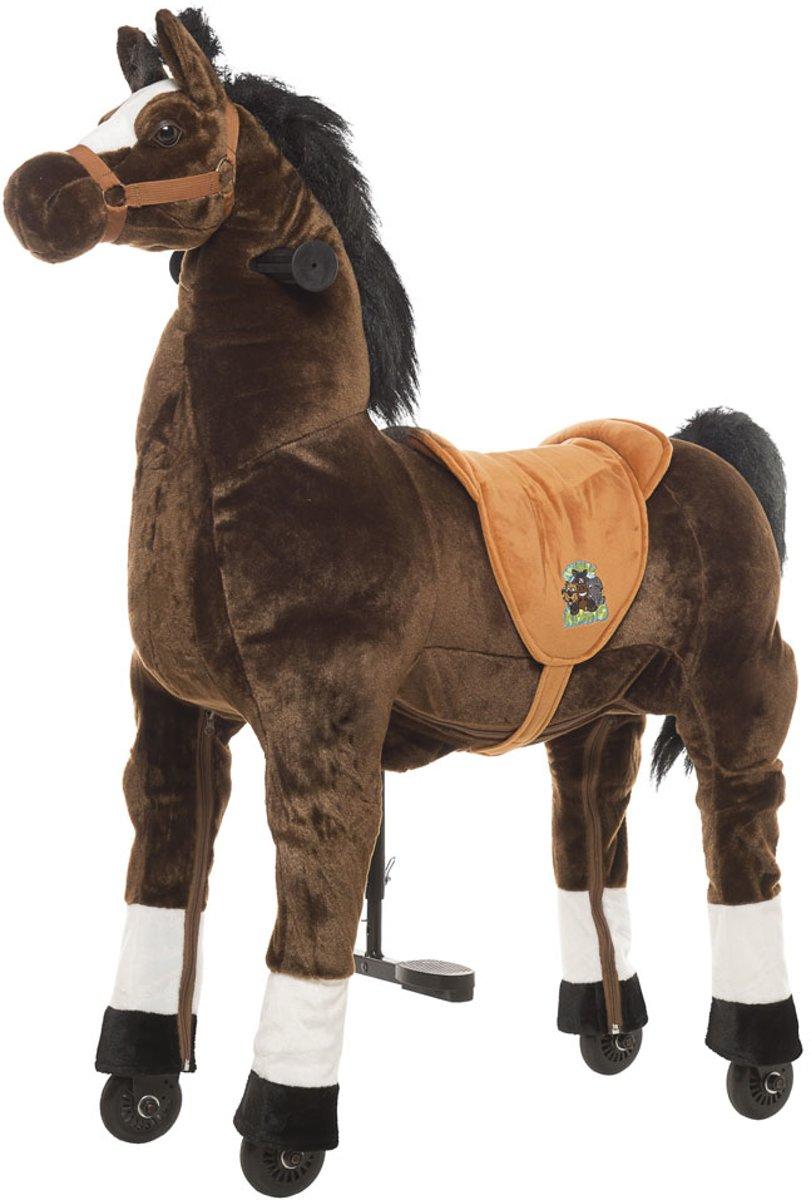 Animal Riding Paard Medium/Large: Bruin