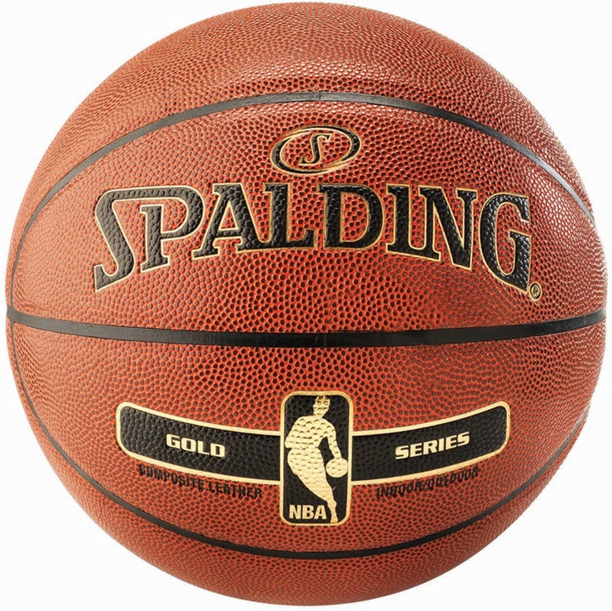 Spalding Basketball NBA Gold maat 5, 6 en 7 kopen