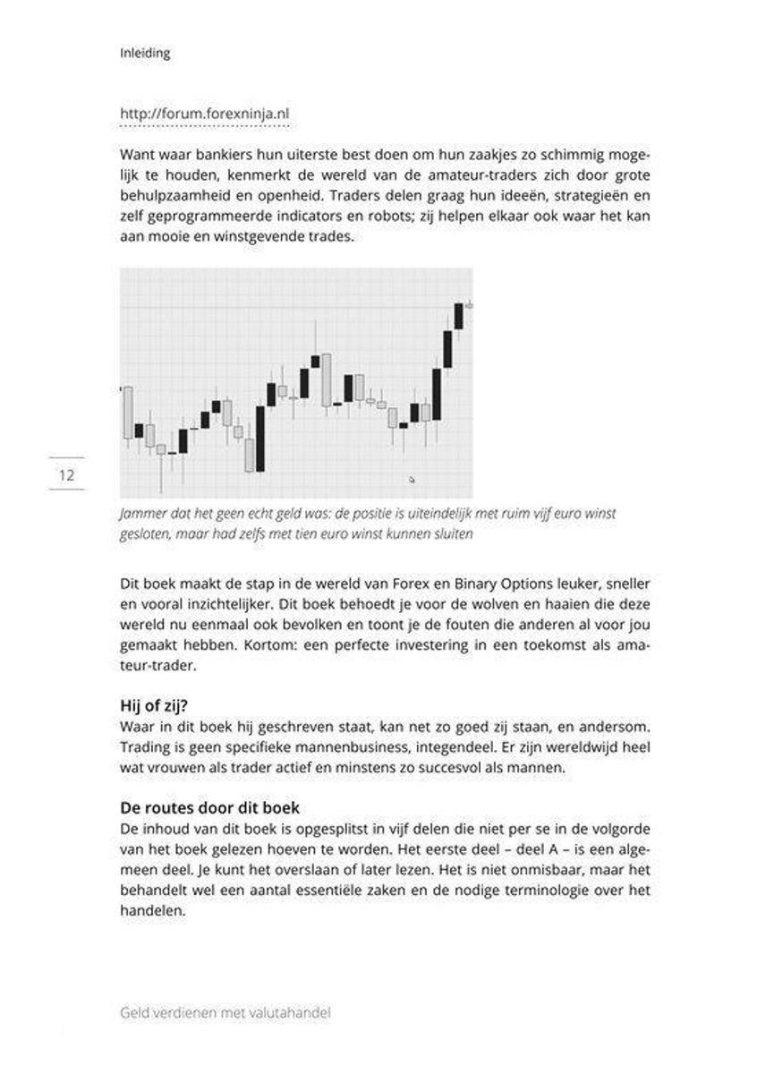 Online Forex & Handel Online en Verdien Geld met Forex Trading