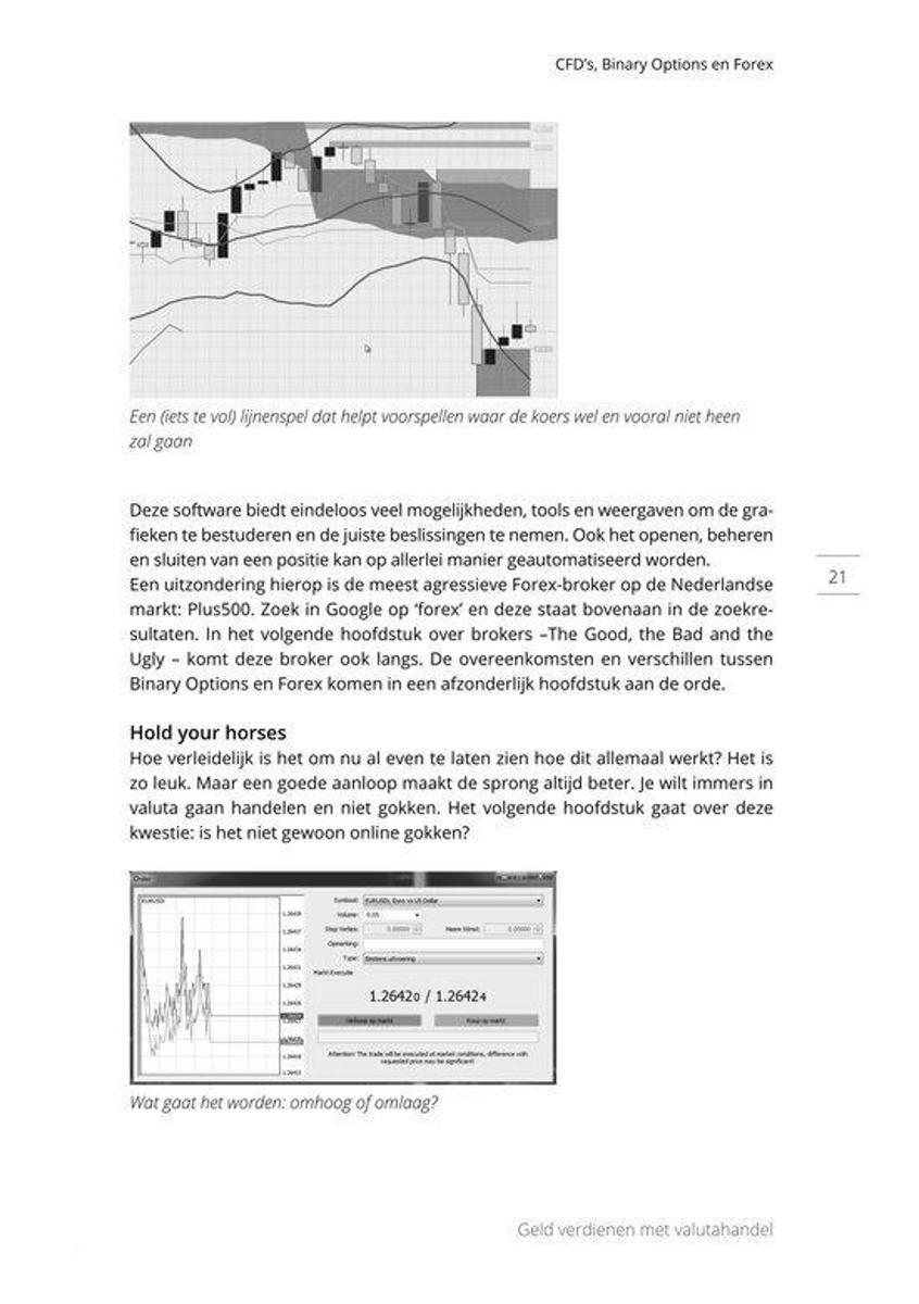 Valutahandel - Uitleg valuta trading en forex handel