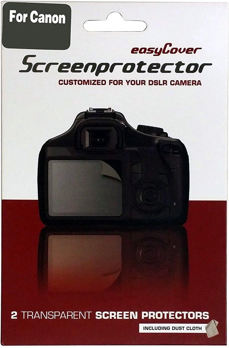 easyCover LCD folie voor de Canon 1100D kopen