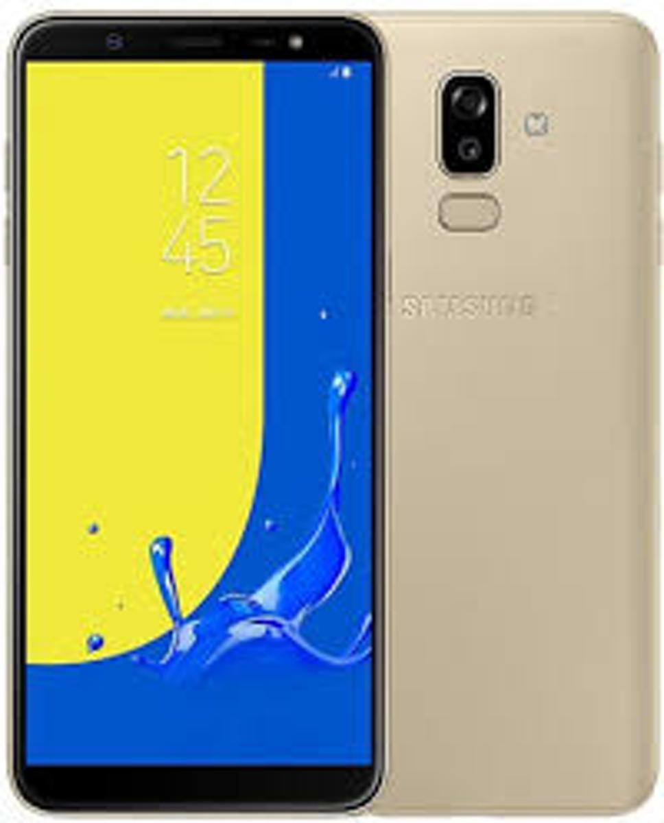 Samsung Galaxy J8 SM-J810Y inclusief gratis hardglass en hoesje kopen