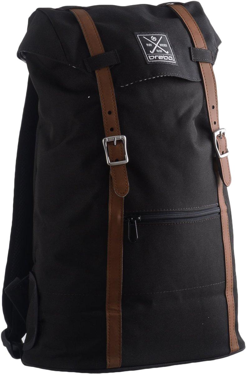 Brabo Backpack JR Camp - Zwart kopen